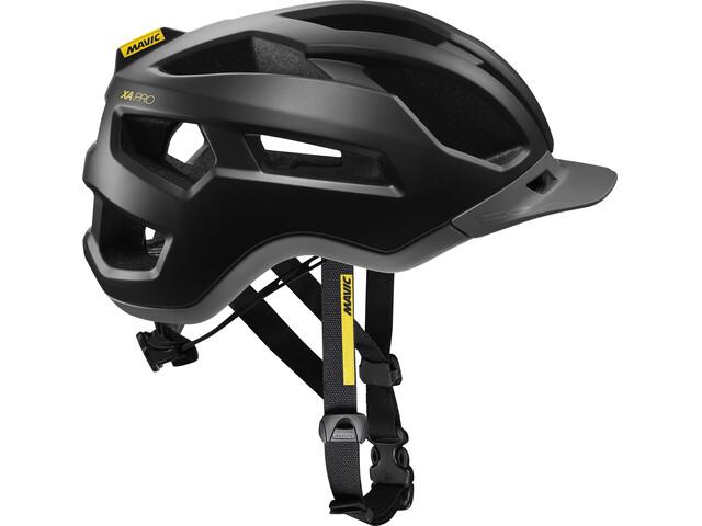 Mavic XA Pro Helmet Men Black/Smoked Pearl